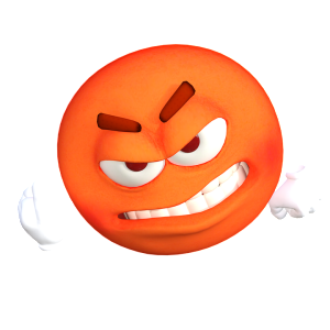 Angry emoticon-1669804_960_720